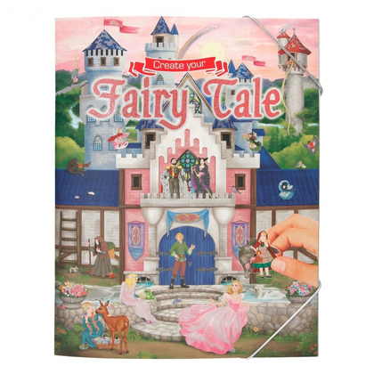 "Раскраска ""Сreate your Fairytale"" Creative Studio"
