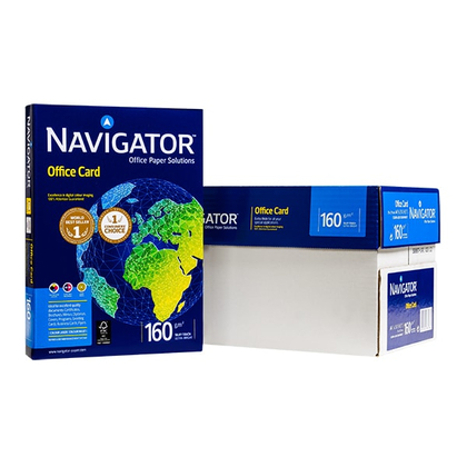"Бумага ""Navigator Office Card"", A4, 250 листов, 160 г/м2 - 2"